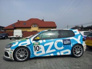 oklejanie samochodów wyścigowych
