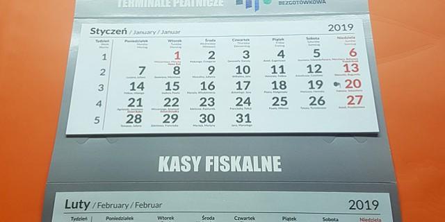 Kalendarze reklamowe 2021