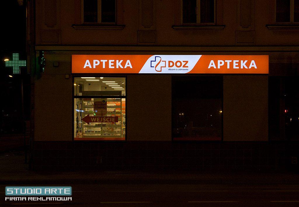 producent reklam świetlnych LED