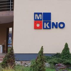 Logo, litery przestrzenne na zamówienie