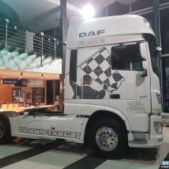 Oklejanie ciężarówek DAF